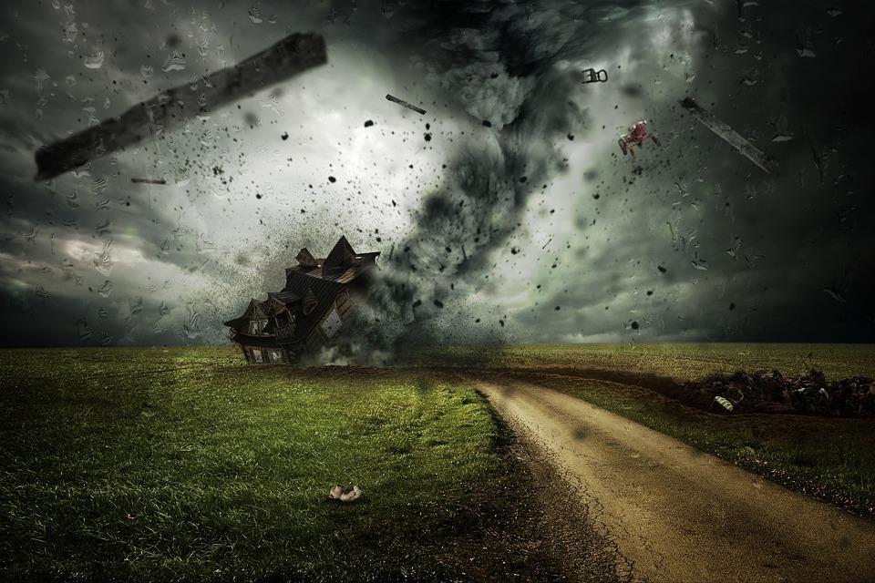 hayattta kalma, fırtına